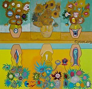 Van gogh oil painting by yous