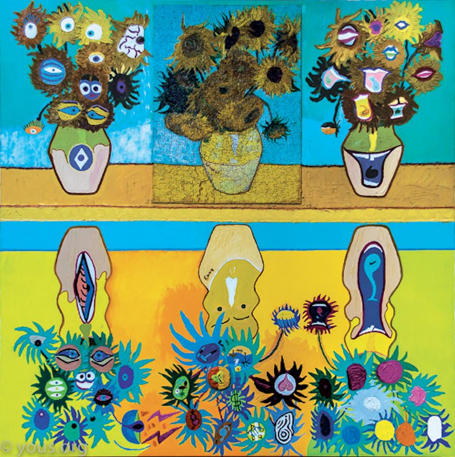Van Gogh by YouS