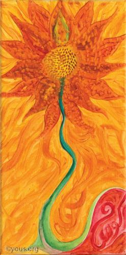 fouziben - oil painting by yous